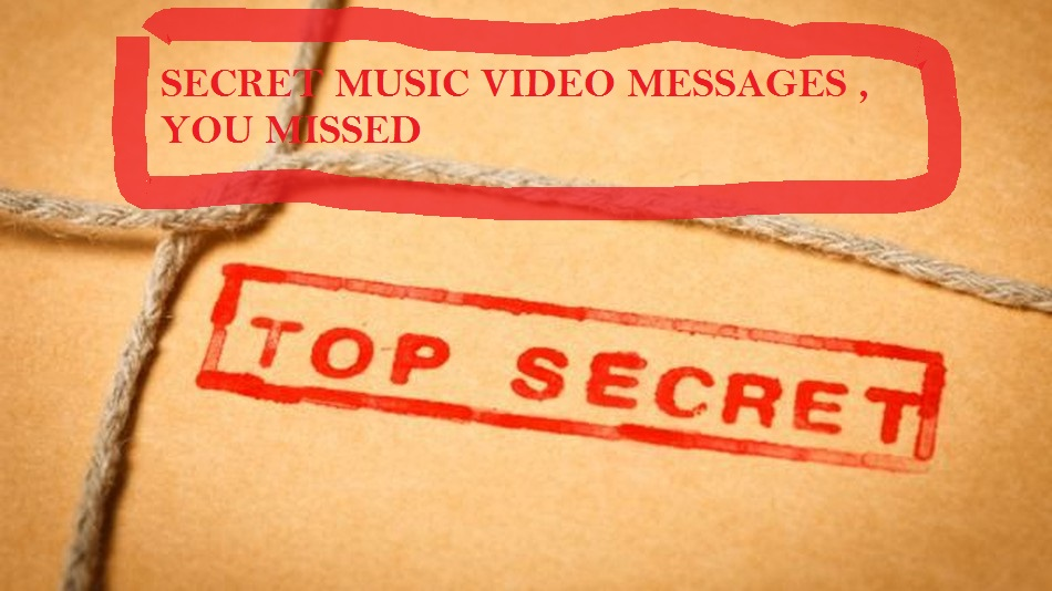 SECRET VIDEO MESSAGES