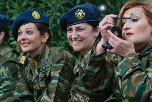 Greece Army