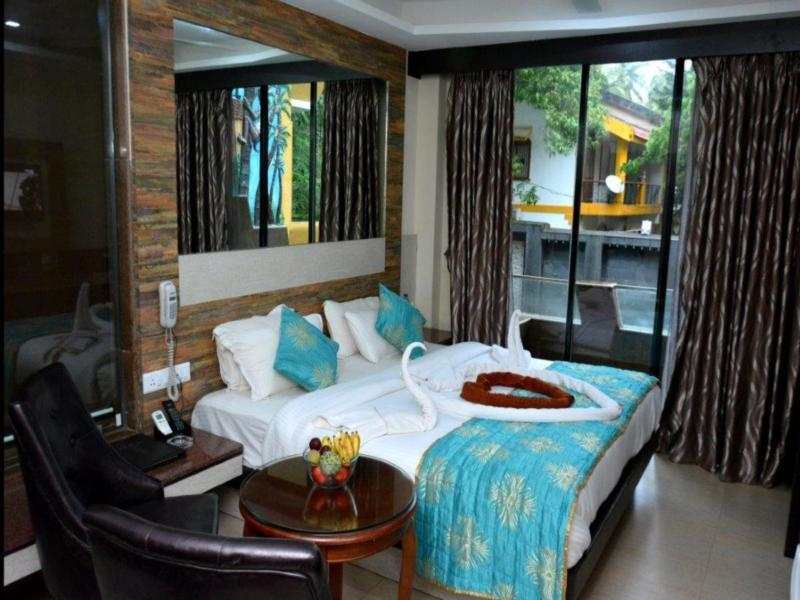 Hotel Grandeur De Sanchi interior- best Hotel in Goa