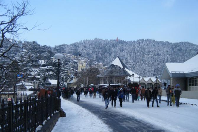 Shimla,Himachal Pradesh-Bachelorette party