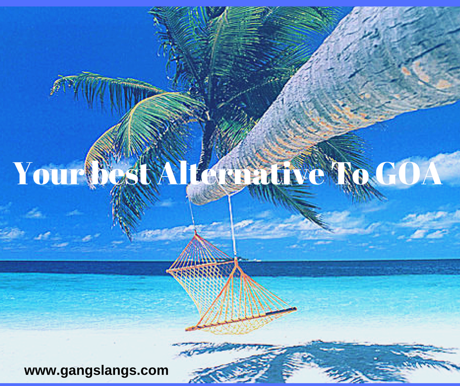 Your best Alternative To GOA