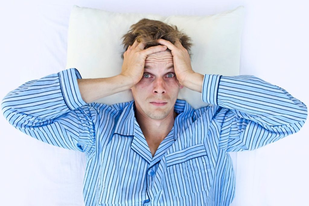 Not able to Sleep at Night?  Insufficient Sleep- May increase your weight