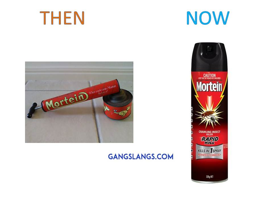Mortein-10 Brands That Look Like They Have Grown Up With Us