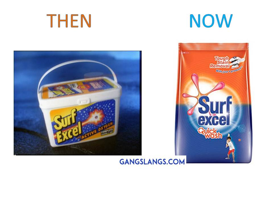 Surf Excel-10 Brands That Look Like They Have Grown Up With Us