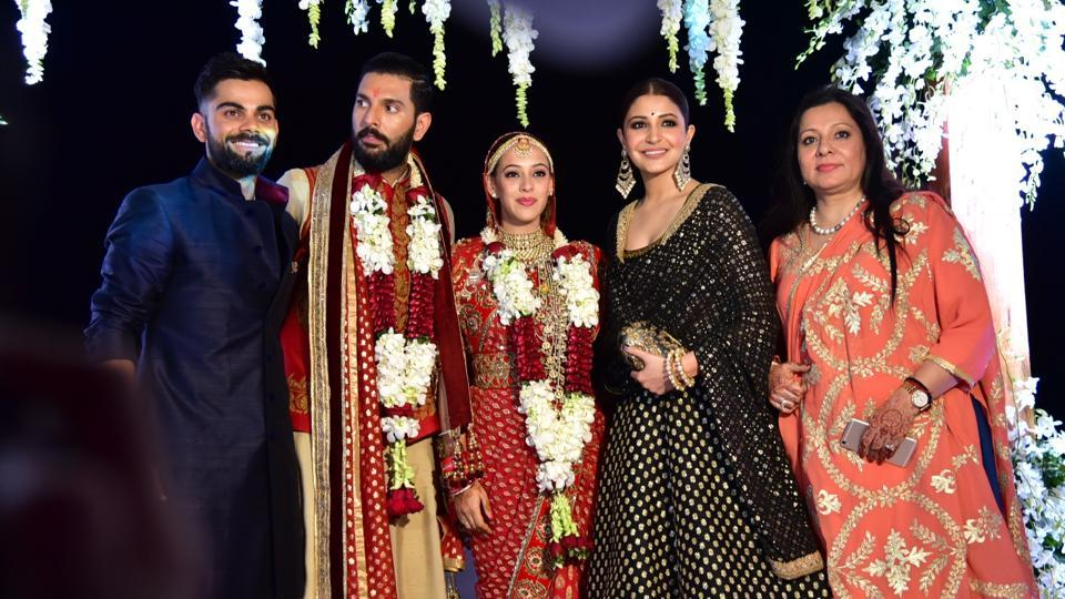Wedding Bell For Virat Kohli And Anushka Sharma