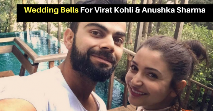 Wedding Bells For Virat Kohli & Anushka Sharma