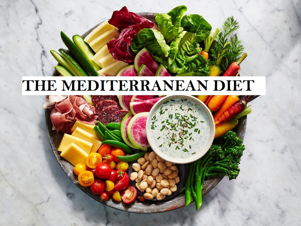 The Mediterranean Diet Is The Most Healthy Diet. Amazing