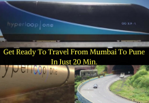 Travel From Pune To Mumbai In Just 20 Min With Hyperloop