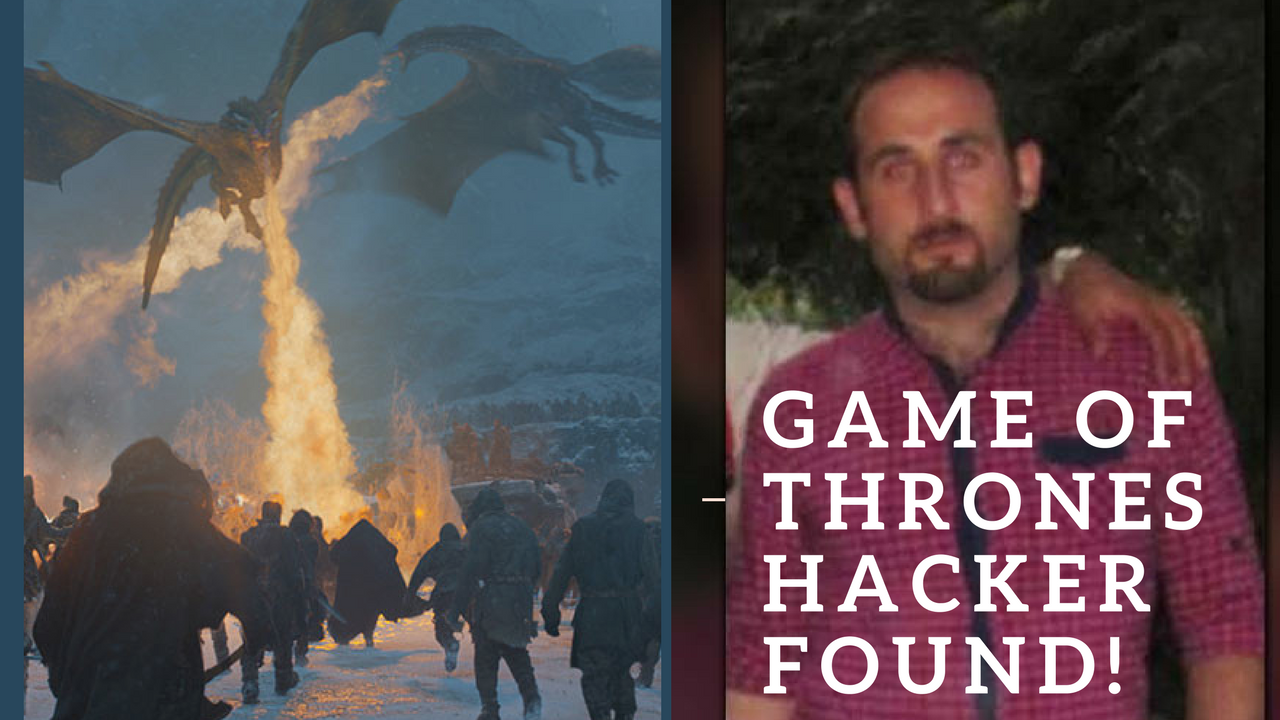 US prosecutors charge Iranian for Game of Thrones hack.