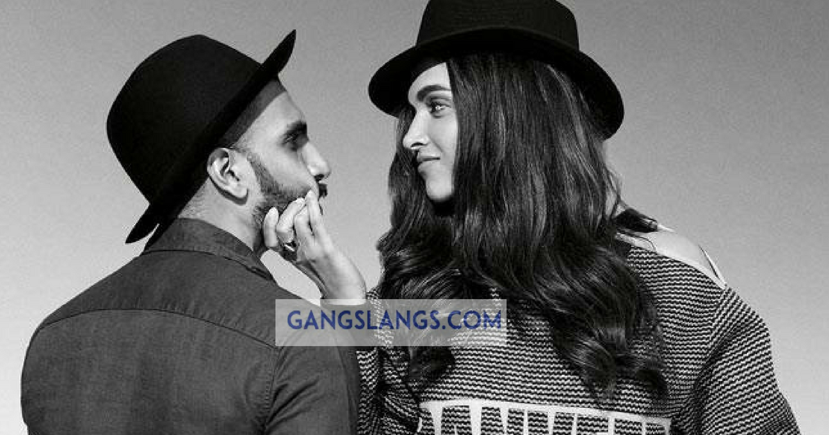 Ranveer Singh Dancing On A Romantic Song For Deepika Padukone!