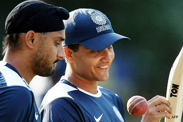 Ganguly Commented On Harbajan's Daughter