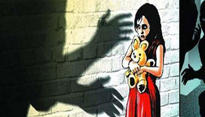 Little girl raped by an old man: