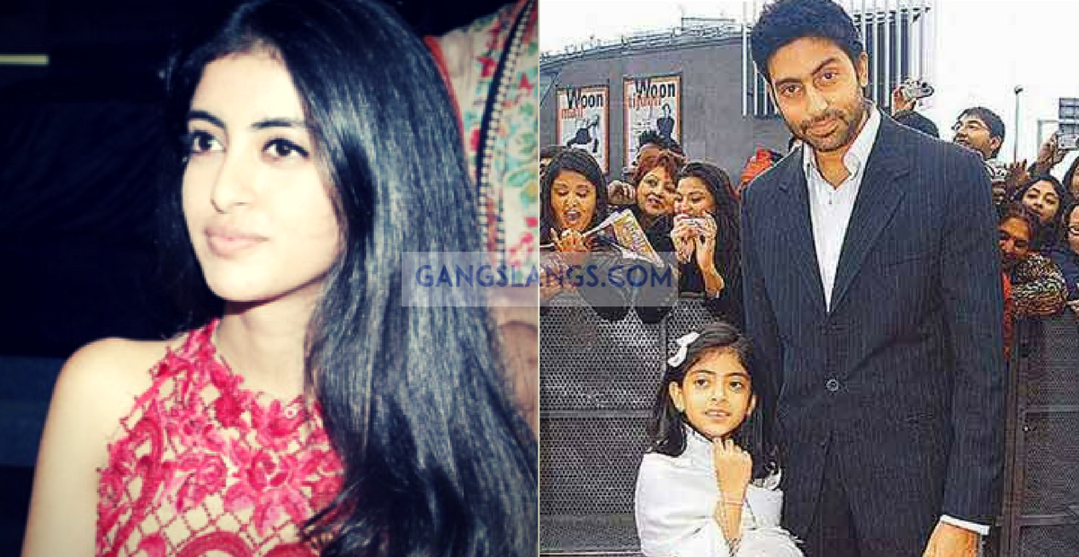 Abhishek Bachchan's Heartwarming Message For His Bhanji Navya