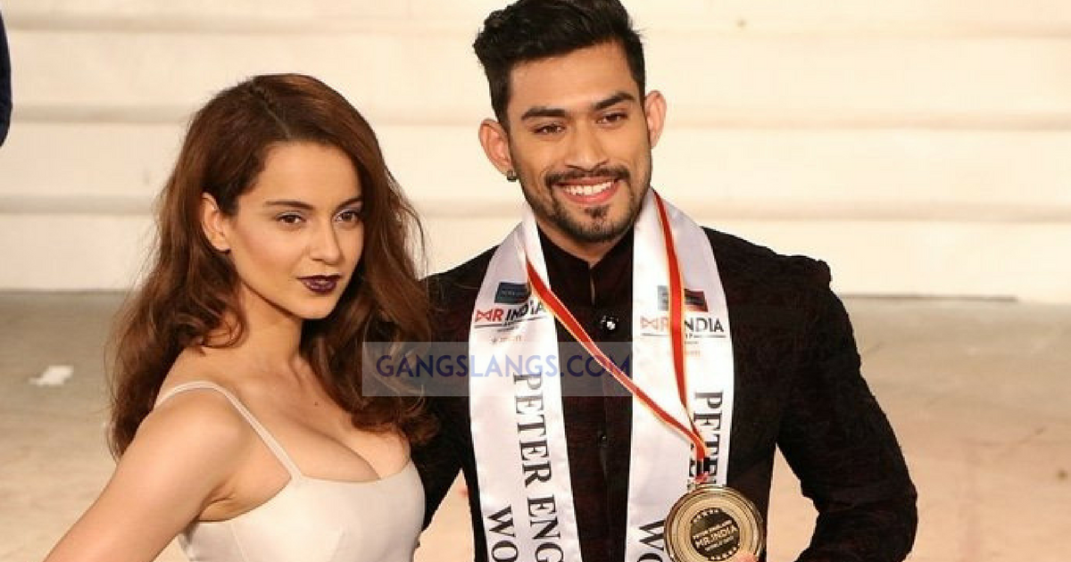 Jitesh Singh Deo Won Mr. India World
