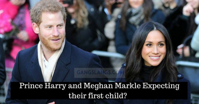 Prince Harry and Meghan Markle Expecting their first child? A New Royal Baby?The recent news suggested something Surprising!