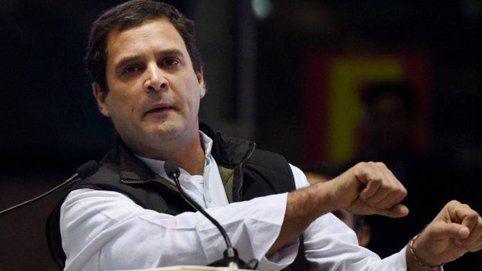 Another Blunder? Rahul Gandhi Deletes Tweet With Wrong Maths Against PM Modi, Posts New One.Does RahulNeed A Maths Teacher?