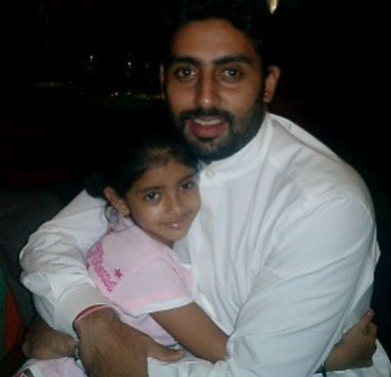 Abhishek Bachchan's Heartwarming Message For His Bhanji Navya.