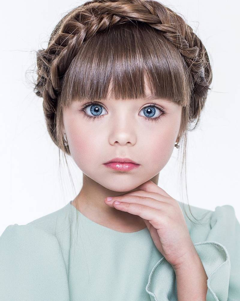 Here Are The List Of Worlds Most Beautiful Baby Girl