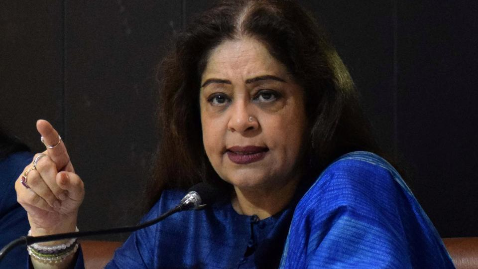 Kirron Kher Commented On Chandigarh Rape Case