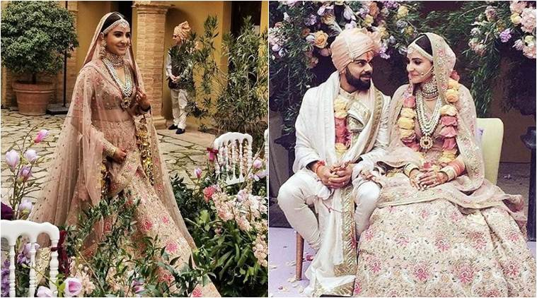 Newlyweds Anushka Sharma and Virat Kohli Seen Cuddling In Resort's Balcony.