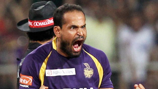 Yusuf Pathan Suspended