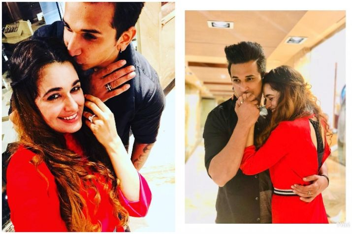 Prince Narula And Yuvika Chaudhary Officially Engaged