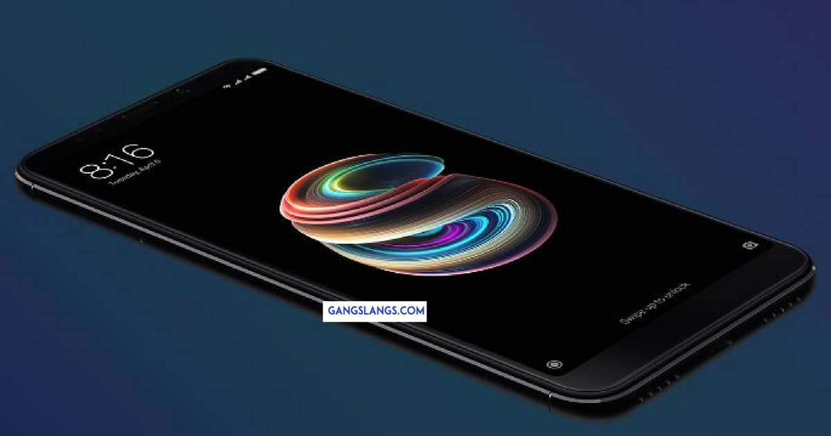 Xiaomi Redmi Note 5 Phone Price And Specifications
