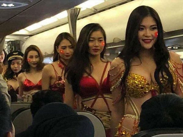 Bikini Airlines To Be Launch In India Soon