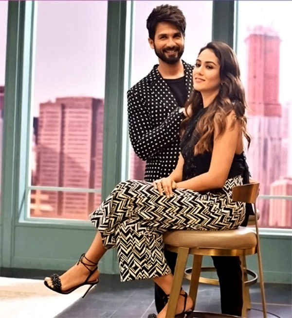 Mira Rajput and Shahid Kapoor's Favorite Sex Position in Bed Revealed!