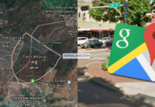 Funny Locations On Google maps