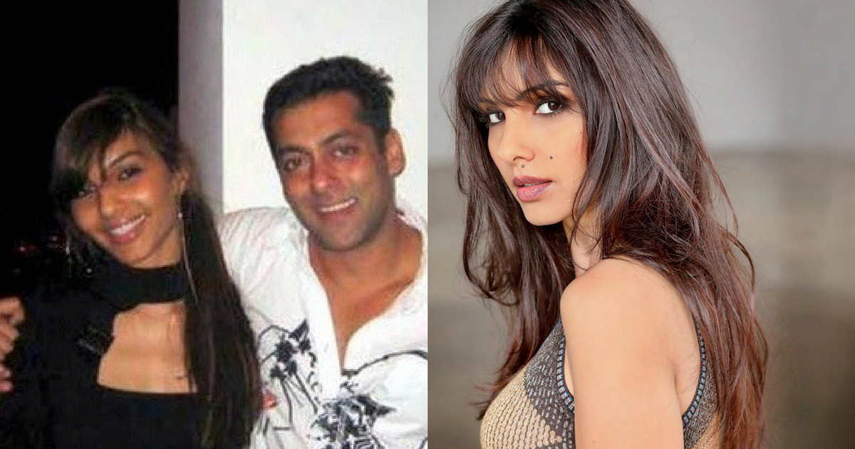 Salman Khan Was Somy Ali's First Boyfriend