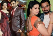 Pakistani model Alishba claims she met Mohammed Shami