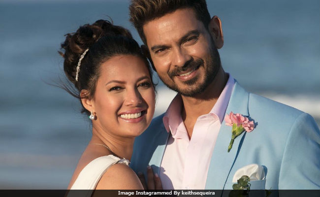 Rochelle Rao and Keith Sequeira Got Hitched