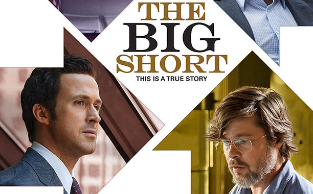 The Big Short- Best Movies on Netflix