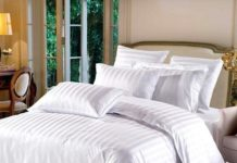 Why Hotels Use White Bedsheets
