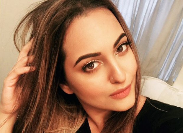 Sonakshi Sinha Gets Trolled For Wearing A Bold Red Sheer Dress