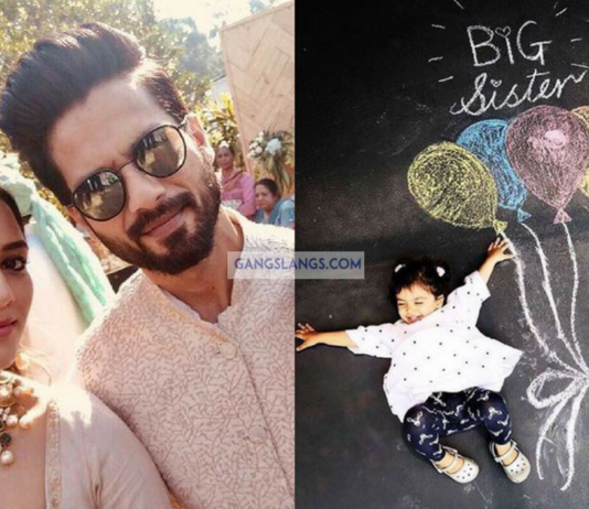 Shahid Kapoor And Mira Rajput Expecting Their Second Child.