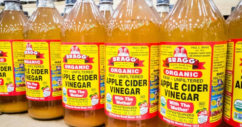 Home Remedy to Reduce Weight with Apple Cider Vinegar.