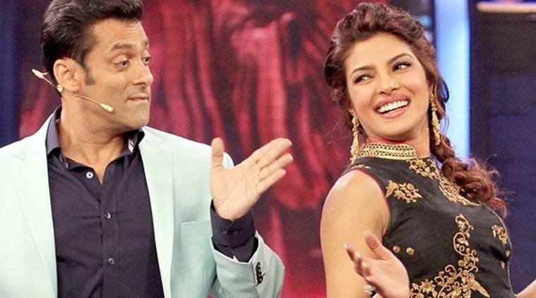 Salman Khan Tells Priyanka Chopra Bharat Is In Hindi